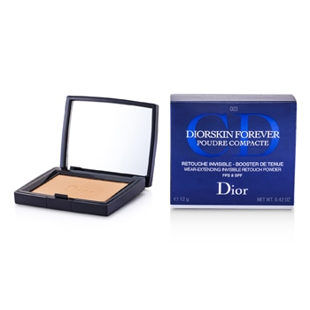 Christian Dior DiorSkin Forever Wear Extending Invisible Retouch Powder SPF 8 - # 003 Transparent Deep