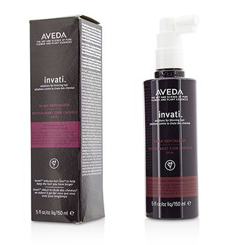 Aveda Invati Scalp Revitalizer Spray - For Thinning Hair (Salon Product)