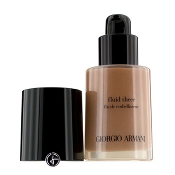 Giorgio Armani Fluid Sheer - # 10 Golden Beige