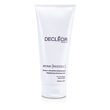 Decleor Aroma White C+ Brightening Cleansing Foam (Salon Size)