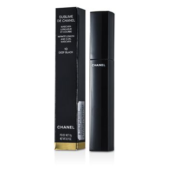 Chanel Sublime De Chanel Mascara - # 10 Deep Black