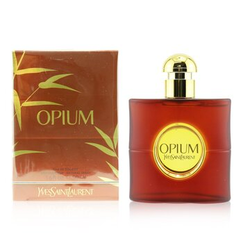 Yves Saint Laurent Opium Eau De Toilette Spray (New Packaging)