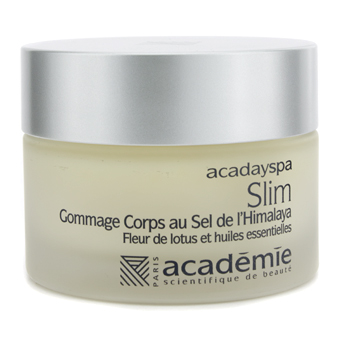 Academie AcadaySpa Slim Body Peeling with Himalayia Salt