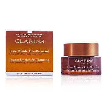 Clarins Lisse Minute Autobronzant Instant Smooth Self Tanning