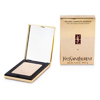 Yves Saint Laurent Poudre Compacte Radiance Matt & Radiant Pressed Powder - # 03 Beige