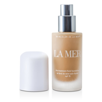 La Mer The Treatment Fluid Foundation SPF 15 - # 02  Natural