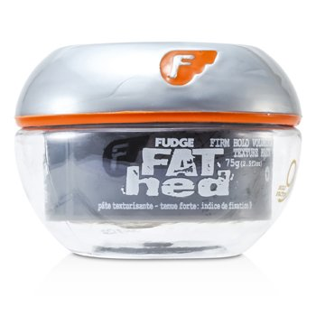 Fudge Fat Hed (Firm Hold Volumising Texture Paste)
