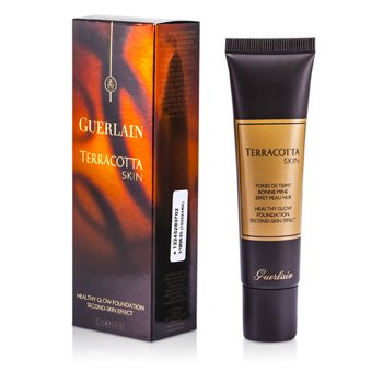 Guerlain Terracotta Skin Healthy Glow Foundation - # 02 Brunettes