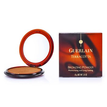 Guerlain Terracotta Bronzing Powder (Moisturising & Long Lasting) - No. 04