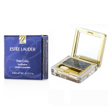 Estee Lauder New Pure Color EyeShadow - # 58 Black Crystals (Metallic)