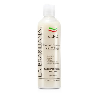 La-Brasiliana Zero Keratin Treatment With Collagen