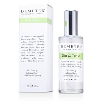 Demeter Gin & Tonic Cologne Spray