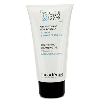 Academie Derm Acte Brightening Cleansing Gel