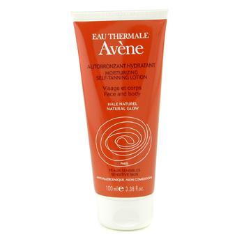 Eau Thermale Avene Moisturizing Self-Tanning Lotion (For Sun Care)