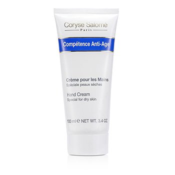 Coryse Salome Competence Anti-Age Hand Cream (Dry Skin)
