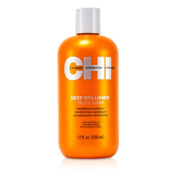 CHI Deep Brilliance Yellow Buster Neutralizing Conditioner