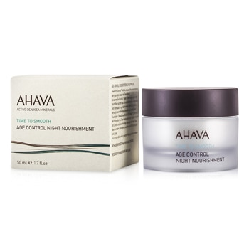 Ahava Time To Smooth Age Control Night Nourishment