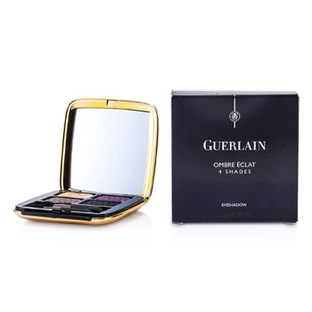 Guerlain Ombre Eclat 4 Shades Eyeshadow - #410  Velours D'or