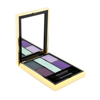 Yves Saint Laurent Ombres 5 Lumieres (5 Colour Harmony for Eyes) - No. 11 Midnight Garden