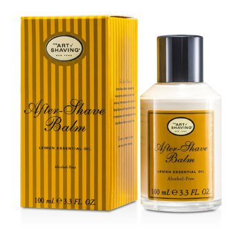 The Art Of Shaving After Shave Balm - Lemon Essential Oil