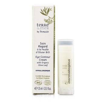 Thalgo Terre & Mer Eye Contour Cream With Organic Olive Leaf