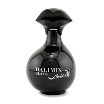 Salvador Dali Dalimix Black Eau De Toilette Spray
