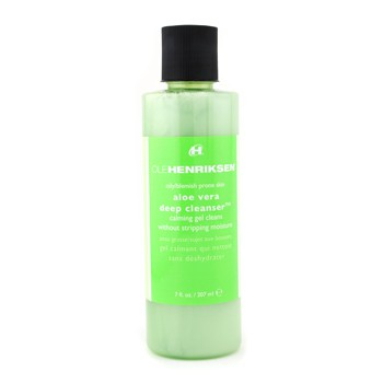 Ole Henriksen Aloe Vera Deep Cleanser (For Oily / Blemish Prone Skin)