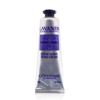 L'Occitane Lavender Harvest Hand Cream (New Packaging; Travel Size)