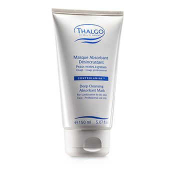 Thalgo Deep Cleansing Abosrbant Mask (Combination to Oily Skin) (Salon Size)