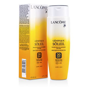 Lancome Genifique Soleil Skin Youth UV Protector SPF 30 UVA-UVB (For Body)