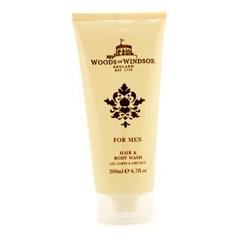 Woods Of Windsor Hair & Body Wash