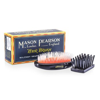 Mason Pearson Nylon - Universal Military Nylon Medium Size Hair Brush
