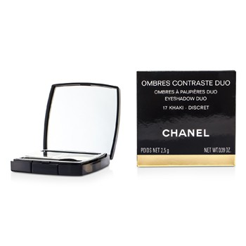Chanel Ombres Contraste Duo - # 17 Khaki/ Discret