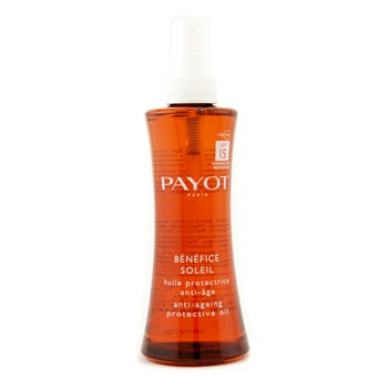 Payot Benefice Soleil Anti-Aging Protective Oil SPF 15
