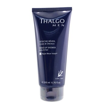 Thalgo Thalgomen Wake-Up Shower Gel - Body & Hair