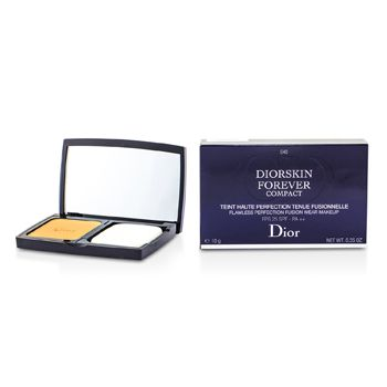 Christian Dior Diorskin Forever Compact Flawless Perfection Fusion Wear Makeup SPF 25 - #040 Honey Beige