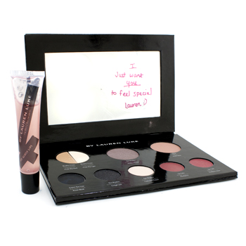 Lauren Luke My Smokey Classics Complete Makeup Palette (Without Eye Liner)