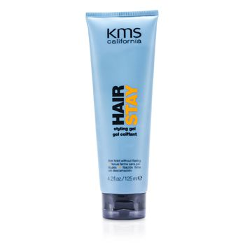 KMS California Hair Stay Styling Gel (Firm Hold Without Flaking)