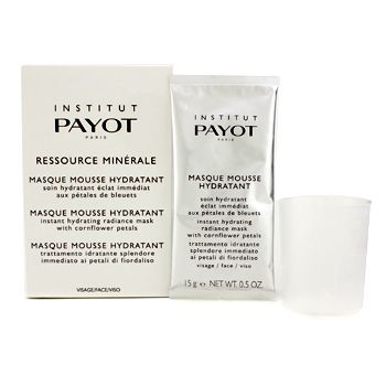 Payot Hydra Masque Coffret: Masque Mousse Hydratant (Face) 15g + Measuring Cup