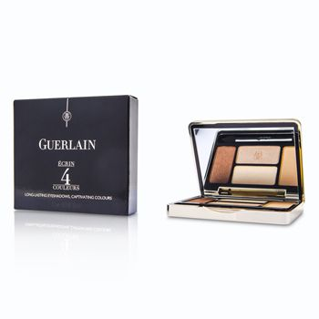 Guerlain Ecrin 4 Couleurs Long Lasting Eyeshadow - #07 Les Cuirs