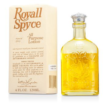 Royall Fragrances Royall Spyce All Purpose Lotion Spray