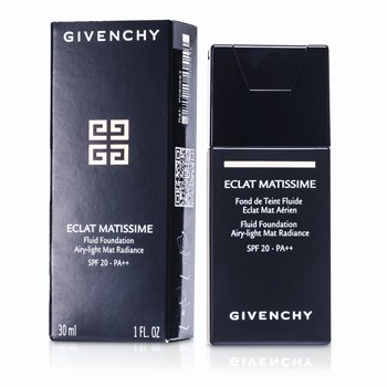Givenchy Eclat Matissime Fluid Foundation SPF 20 - # 3 Mat Sand