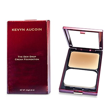 Kevyn Aucoin The Dew Drop Powder Foundation (Cream to Powder) - # DW 08