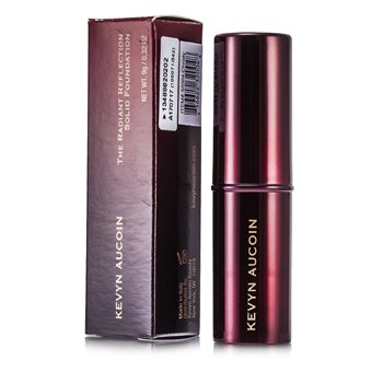 Kevyn Aucoin The Radiant Reflection Solid Foundation - # 04 Christy (Warm Golden Shade For Medium Complexions)