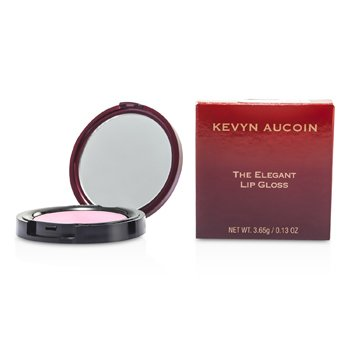Kevyn Aucoin The Elegant Lip Gloss - # Cloudaine (Baby Pink)