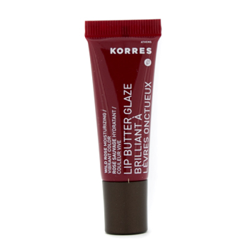 Korres Lip Butter Glaze - # Wild Rose