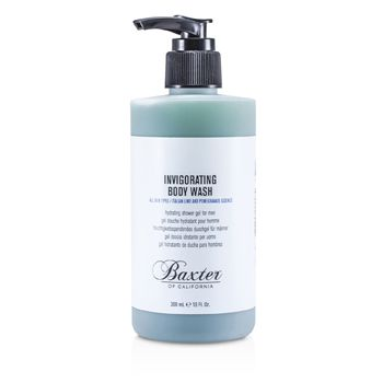 Baxter Of California Invigorating Body Wash - Italian Lime and Pomegranate Essence