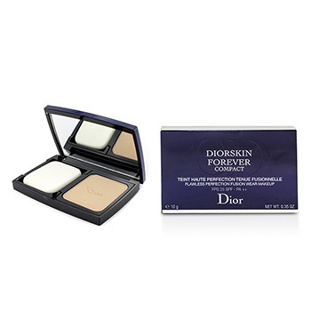 Christian Dior Diorskin Forever Compact Flawless Perfection Fusion Wear Makeup SPF 25 - #032 Rosy Beige
