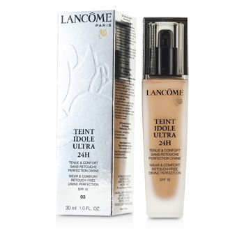 Lancome Teint Idole Ultra 24H Wear & Comfort Foundation SPF 15 - # 03 Beige Diaphane