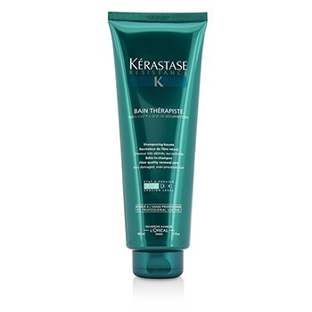 Kerastase Resistance Bain Therapiste Balm-In -Shampoo Fiber Quality Renewal Care (For Very Damaged, Over-Porcessed Hair)